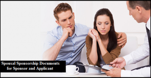 Spousal-Sponsorship-Documents-for-Sponsor-and-Applicant