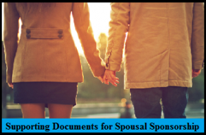 supporting-documents-for-spousal-sponsorship