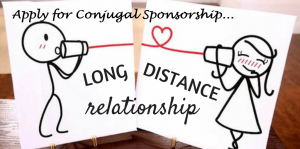 Apply for Conjugal Sponsorship